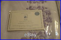 2 New Pottery Barn Kids Mia Blackout Lined Curtains Panels 96 Lavender