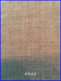 2 Pottery Barn CLASSIC BELGIAN FLAX LINEN Curtains Drapes Panels 50x96 #765