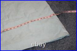 4 Pottery Barn Teen Teal/Turquoise Panel Curtains 52x108 & 52x96 Blue Green