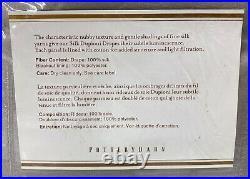 NEW Pottery Barn Dupioni Silk 104 x 96 PoleTop BLACKOUT CurtainPlatinum Gray