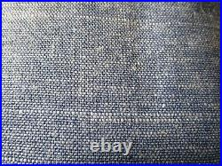 NEW Pottery Barn Kids EVELYN Blackout Curtain Panels CHAMBRAY BLUE 3 in 1 Top