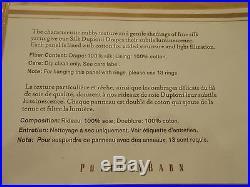 One Pottery Barn Wheat Gold Silk Dupioni Drape Doublewide 104x108 Svrl Avail