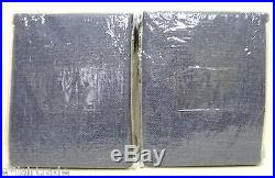 POTTERY BARN Everyday 96 Drapes, SET OF 2, INK BLUE, NEW