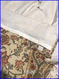 Pair of 2 Pottery Barn Lined Curtain Panels 50x84 (2 sets available)