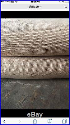 Pottery Barn 4 Peyton drapes double width new w tags