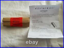 Pottery Barn Belgian Flax Linen Curtain 100x96 Panel White NEW Free Shipping