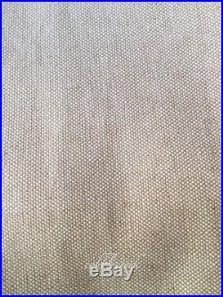Pottery Barn Peyton Drapes 2 Panels 50 X 108 Oatmeal